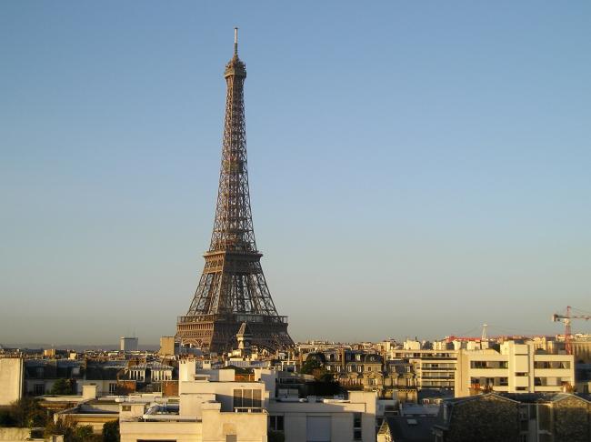Эйфелева башня. Лицензия: CC BY-SA 2.0
