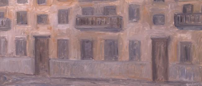 Михаил Рогинский. Дом. 1990-е годы