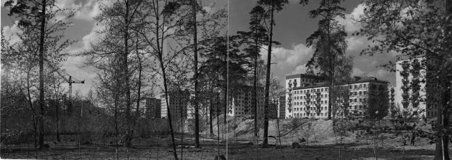 Измайлово. Фото из архива Института модернизма