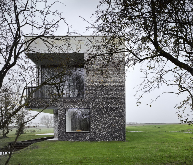 Дом Flint House © James Morris