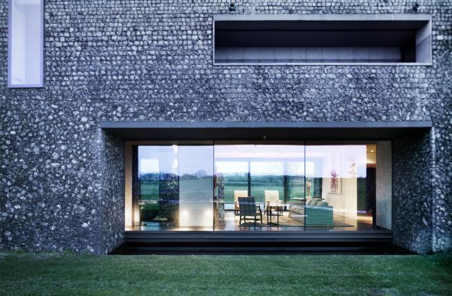 Дом Flint House © James Morris