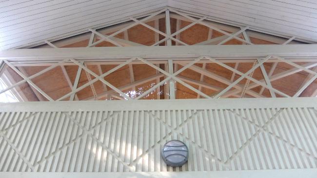 Комплексная реконструкция Измайловского ПКиО. Шахматный павильон © АБ «Народный архитектор»