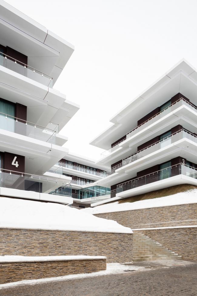 Корпоративный университет Сбербанка в Московской области. Фотография © Илья Иванов
