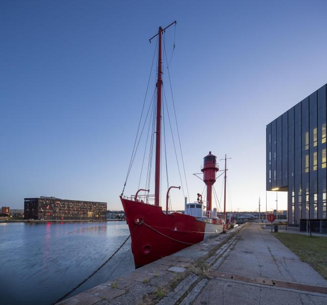 Национальная высшая морская школа © Luc Boegly