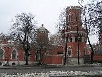 Реконструкция Петровского путевого дворца
