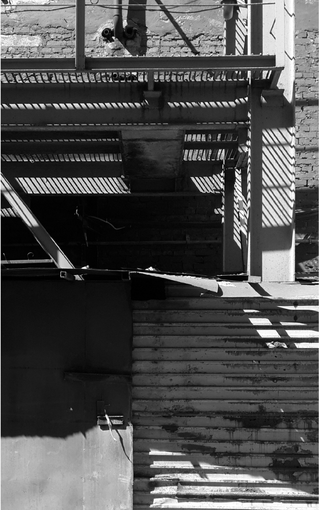 Place. Объект для исследования на территории Artplay  © Из презентации Рубена Аракеляна