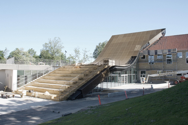 WE Architecture. Культурный центр Мариехёй близ Копенгагена. Фото: WE Architecture