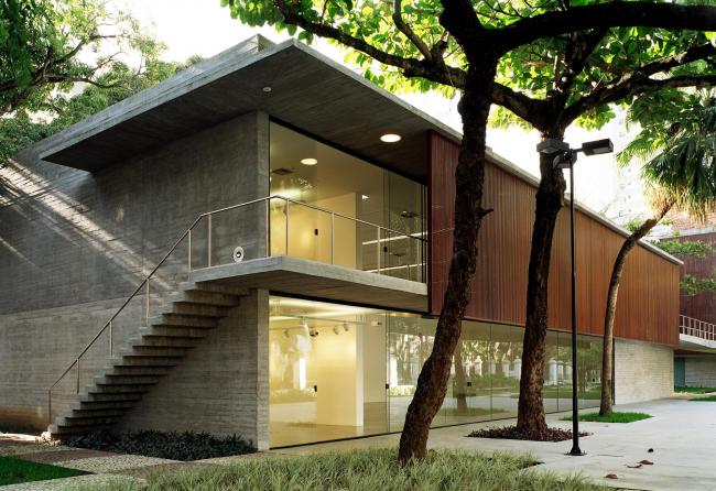 Марселу Феррас. Музей Родена в Салвадоре, штат Баия. Фото: Nelson Kon