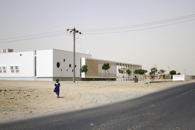 TAM Associati. Педиатрическая больница в Порт-Судане. Фото: Massimo Grimaldi