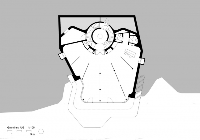 Архитектурный павильон © gmp