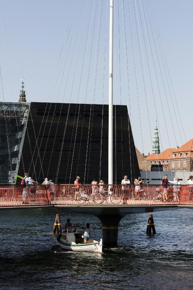 Мост Сиркельброэн © Anders Sune Berg