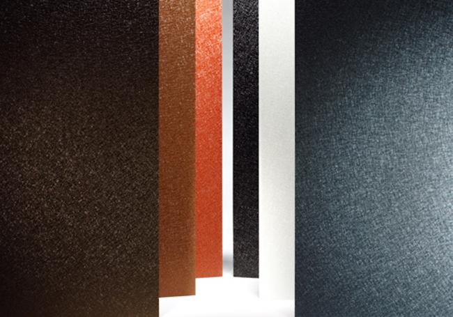Каменные панели ALUCOBOND® terra. Изображение предоставлено компанией 3A Composites