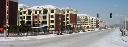Ордос. Жилой район. Фото © movingcities.org