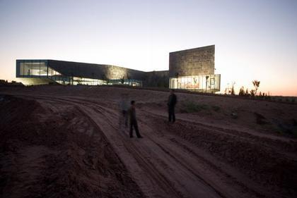 Музей искусств Ордоса. Фото © Maurice Weiss
