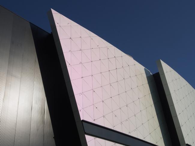 Торгово-развлекательный комплекс «Республика». Строительство © Архиматика