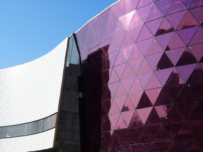 """Respublica"" shoppimh and entertainment complex. Construction © Archimatika"