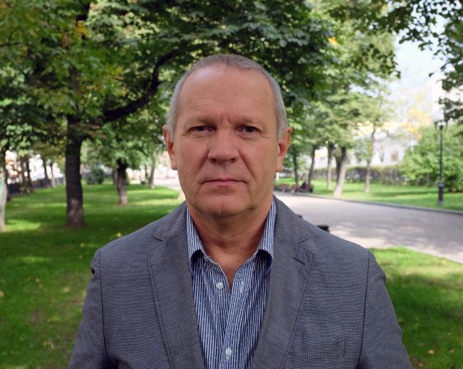 "Nikita Biryukov. Photo courtesy by ""Group ABV"""