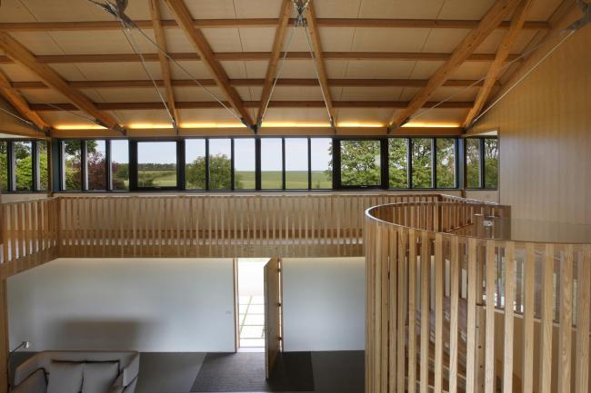 «Длинный дом» в Норфолке © Living Architecture