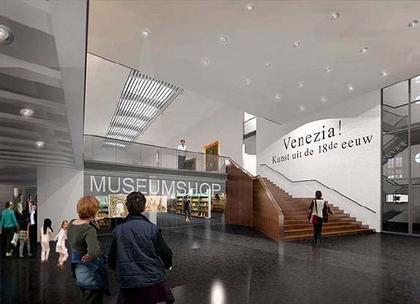 Эрмитаж Амстердам - филиал ГЭ