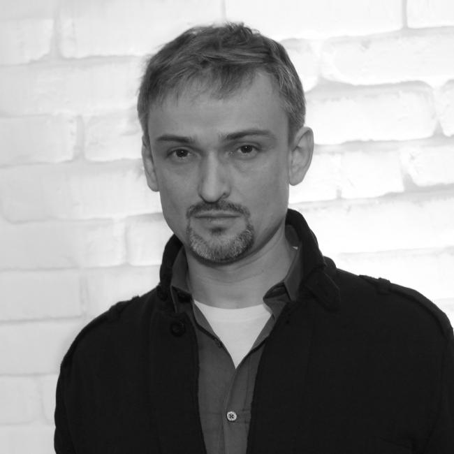 Арсений Леонович, руководитель мастерской PANACOM