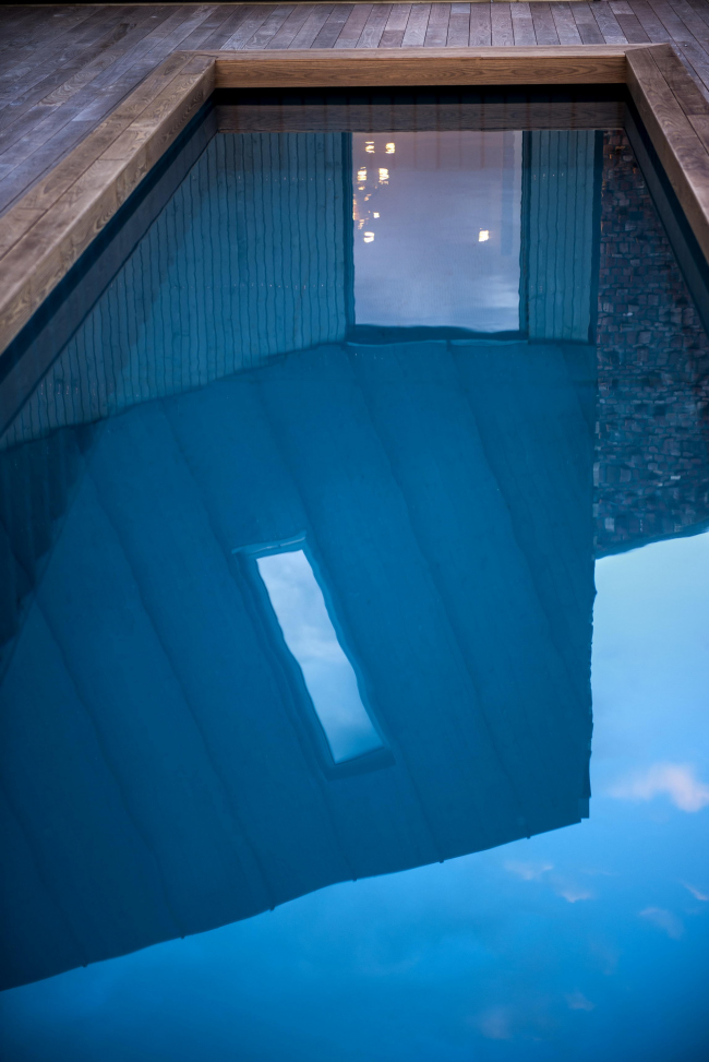 Пилотный дом ZEB © Paal-André Schwital