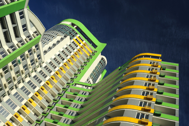 Жилой комплекс «Паркове місто» в Киеве © Архиматика