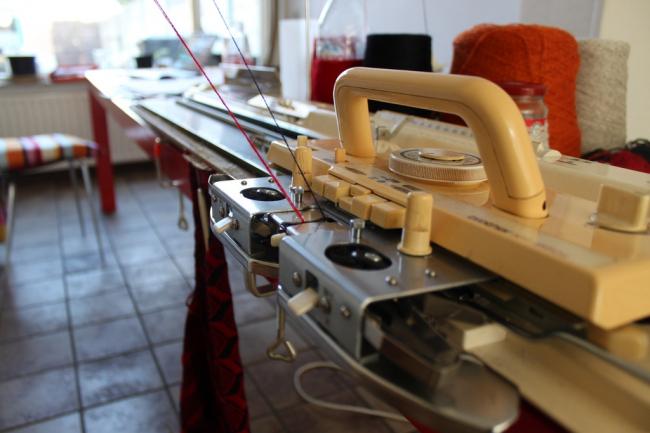 Роботизированная вязальная машина. Источник: www.knitic.com