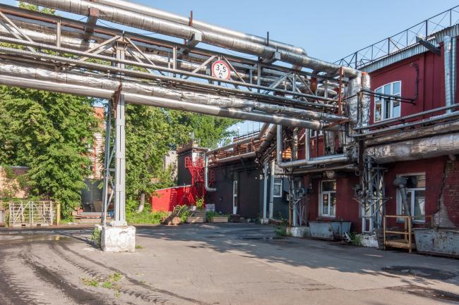 Завод «Кристалл» в Москве. Фото © Денис Есаков