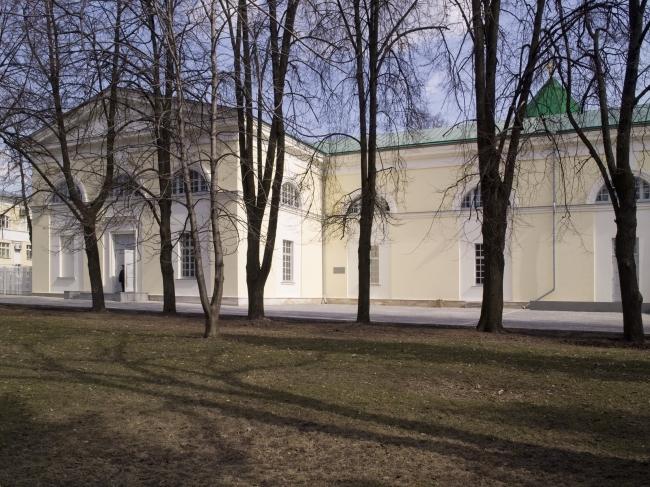 Здание Арсенала в Нижегородском кремле. Фотография Марины Игнатушко