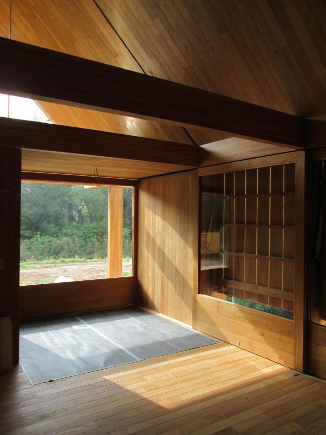 Fishing Hut © Niall McLaughlin Architects