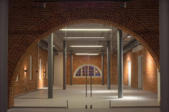 Филиал ГЦСИ в здании Арсенала в Нижнем Новгороде. Вторая очередь строительства. 2015 год. Фотография © Дмитрий Степанов