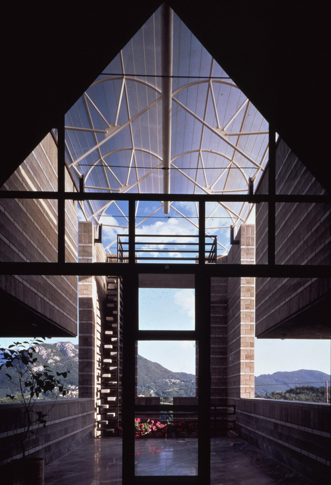 Дом в Бреганцоне © Pino Musi