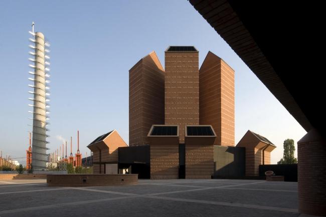 Церковь Санто-Вольто в Турине © Enrico Cano