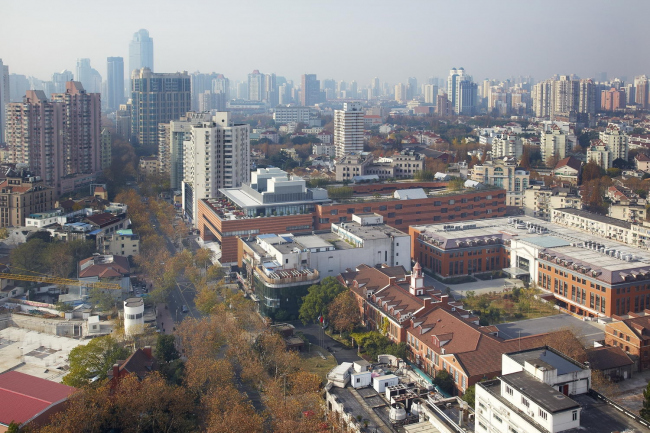 Гостиница Hotel Twelve в Шанхае © Fu Xing