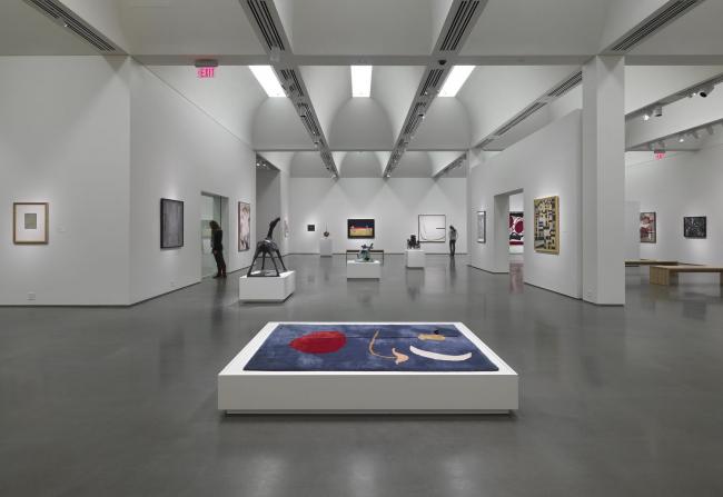 Музей современного искусства Бехтлер в Шарлотте (США) © Enrico Cano