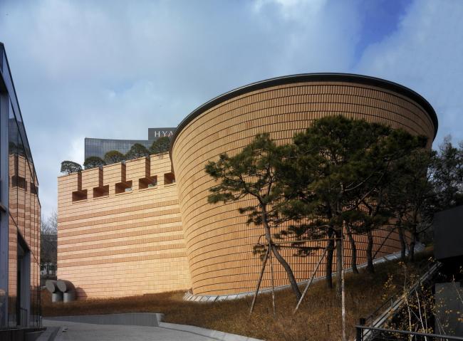 Музей Leeum – художественный музей искусств компании Samsung в Сеуле © Pietro Savorelli