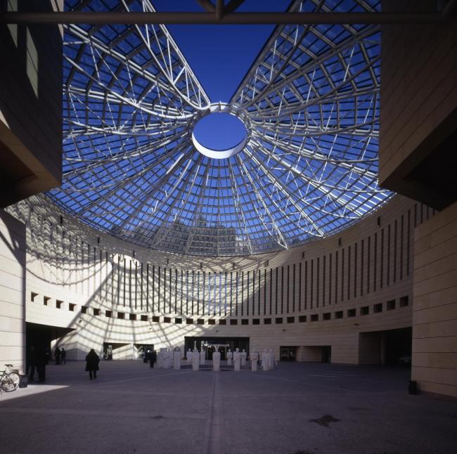 Музей MART в Роверето (Италия) © Pino Musi