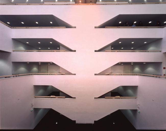 Музей MART в Роверето (Италия) © Enrico Cano