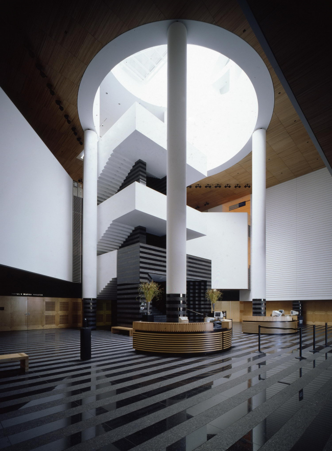 Музей современного искусства в Сан-Франциско © Pino Musi