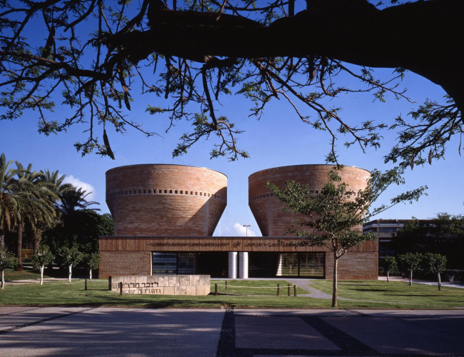 Синагога Цимбалиста и центр еврейского наследия Университета Тель-Авива © Pino Musi