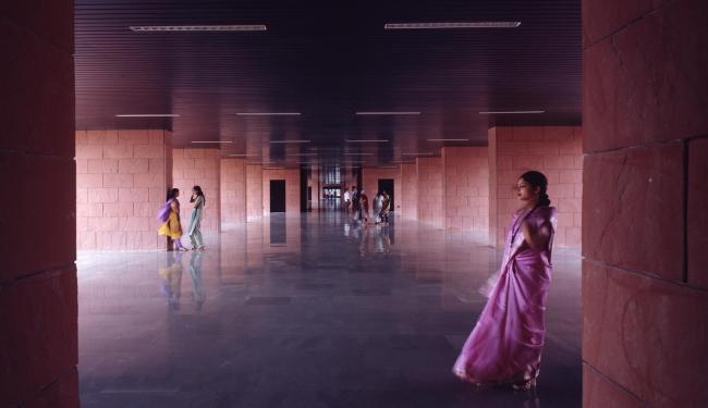Здание компании Tata Consultancy Services в Нью-Дели © Enrico Cano