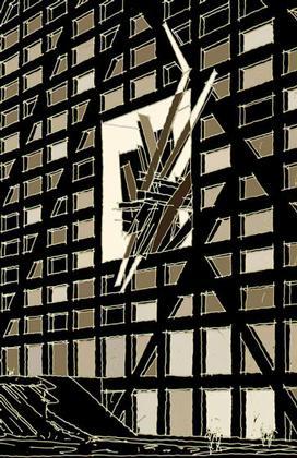 Комплекс «Квартал слоистой пористости». Павильон высоких технологий. Проект Леббеуса Вудса