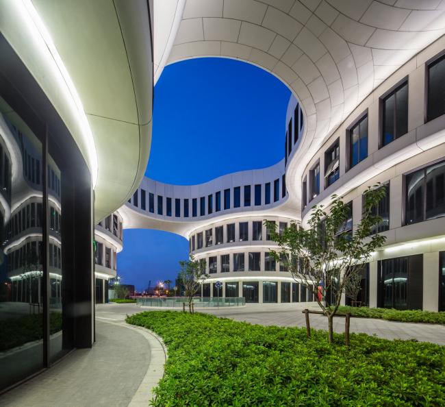 Центральный деловой район Хунцяо © Shen Photo