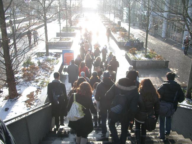Спасибо всем, кто разделил со мной этот незабываемый опыт, Курс SED, Амстердам 2010 год.