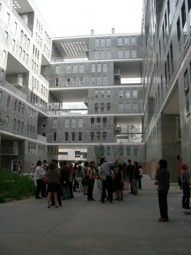 Жилое здание «Селосия» (Celosia). Бюро MVRDV.  Мадрид.
