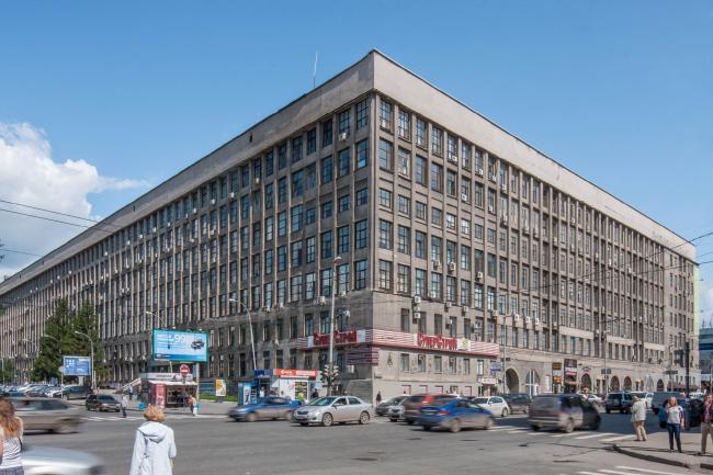 Дом промышленности. 1931–1937. Архитектор Фридман © Денис Есаков