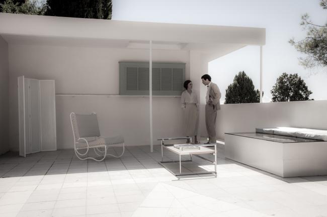 Эйлин Грей и Жан Бадовичи. Кадр из фильма «Цена желания» © Mary McGukian