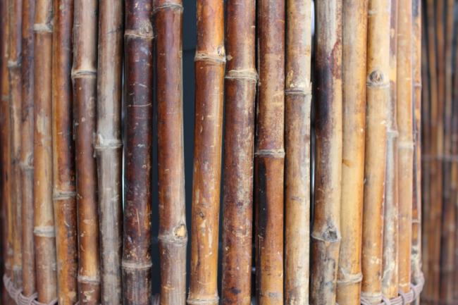 Павильон Вьетнама. Фрагмент колонны Фотография © Юлия Тарабарина