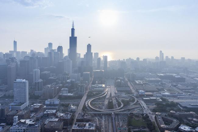 Иван Баан. Чикаго © Iwan Baan. Предоставлено автором