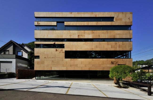 Офис бюро Nakayama Architects (Япония). HIGO. Изображение предоставлено WAF